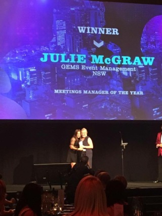 2016 win Julie